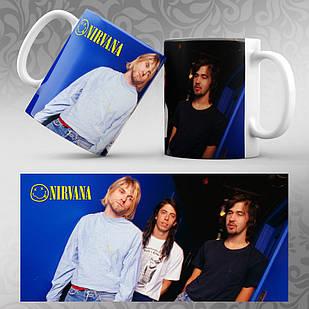Чашка Nirvana 008