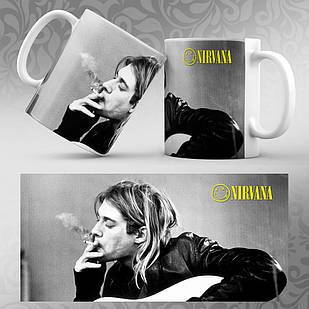 Чашка Nirvana 009