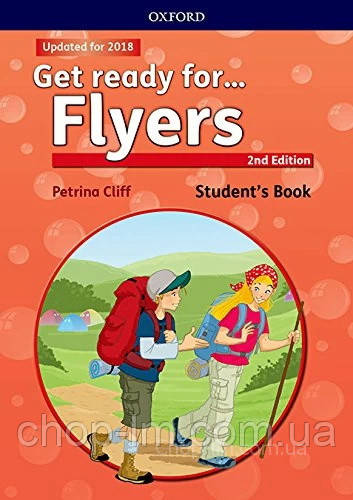 Get Ready for... Flyers 2nd Edition Student's Book with Downloadable Audio / Учебник