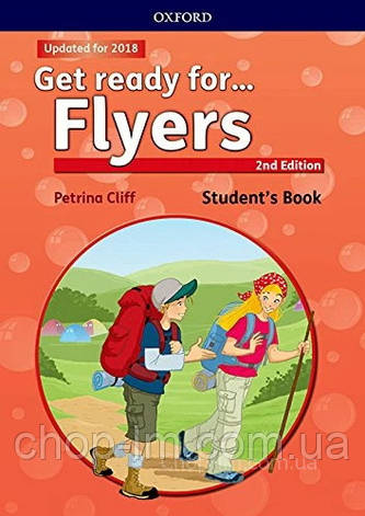 Get Ready for... Flyers 2nd Edition Student's Book with Downloadable Audio / Учебник, фото 2