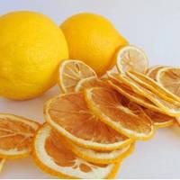Фруктовые чипсы Лимон