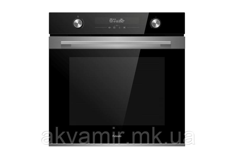 Духова шафа Fabiano FBO 230 Lux Black (чорний) електричний