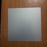 Оцинкованный лист | Ral 9006 | 0,7 мм | цинк 225 грамм | 1250 мм *2000 мм|, фото 5