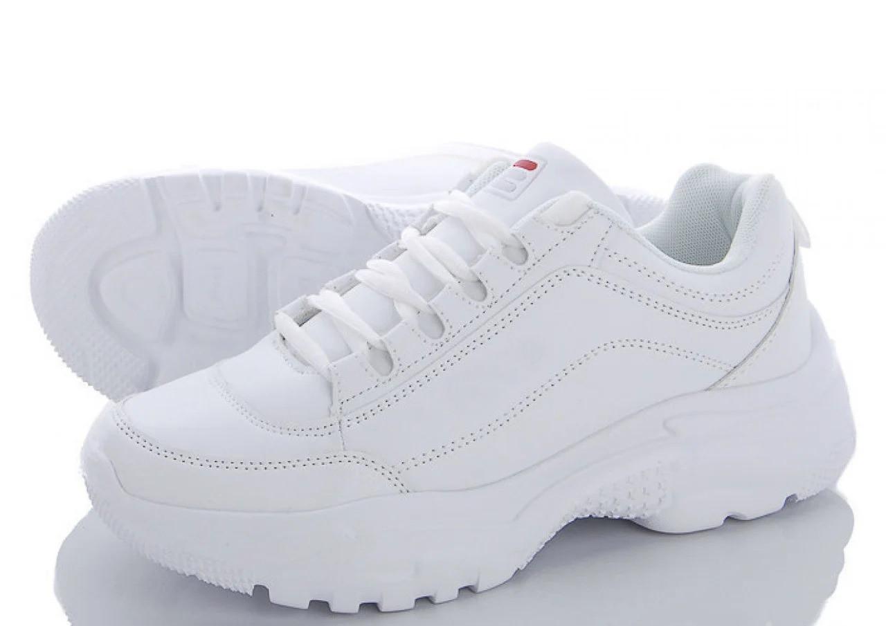 Кроссовки BR-S женские белые 41 р. 27 см (1007185850)