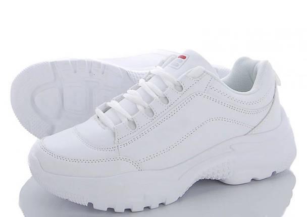 Кроссовки BR-S женские белые 41 р. 27 см (1007185850), фото 2