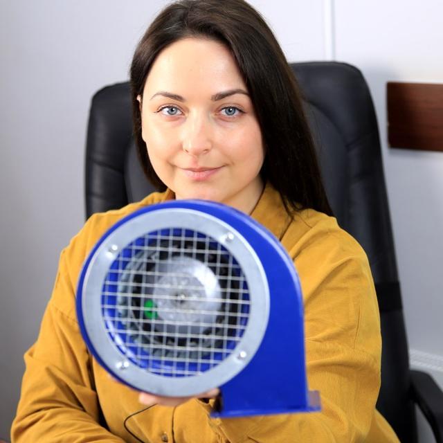 Радиальный вентилятор Bahcivan AORB