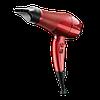 Фен для волос c турмалином Ermila Compact 2000W 4325-0041 красный, фото 3