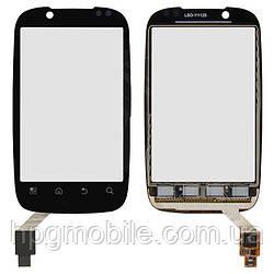 Сенсорный экран для Motorola Fire XT XT531, черный, оригинал
