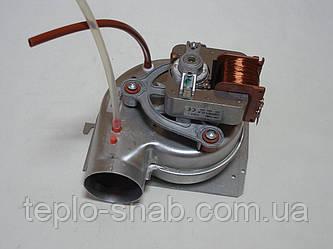 Вентилятор (турбина) для газового навесного котла Ferolli Domicompact 30 kw, Domina 30 kw. 39805890 (39819310)