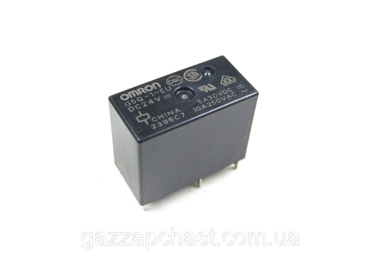 Реле G5Q-1-EU для ремонта электронных плат газовых котлов