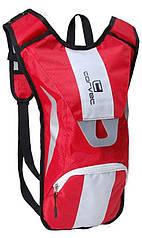 Рюкзак велосипедный Corvet Красный (BP2504-52)