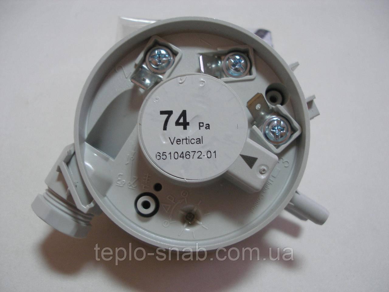 Прессостат 74 Ра Ariston Class 28,35. Genus 28, 35. Art 65104672