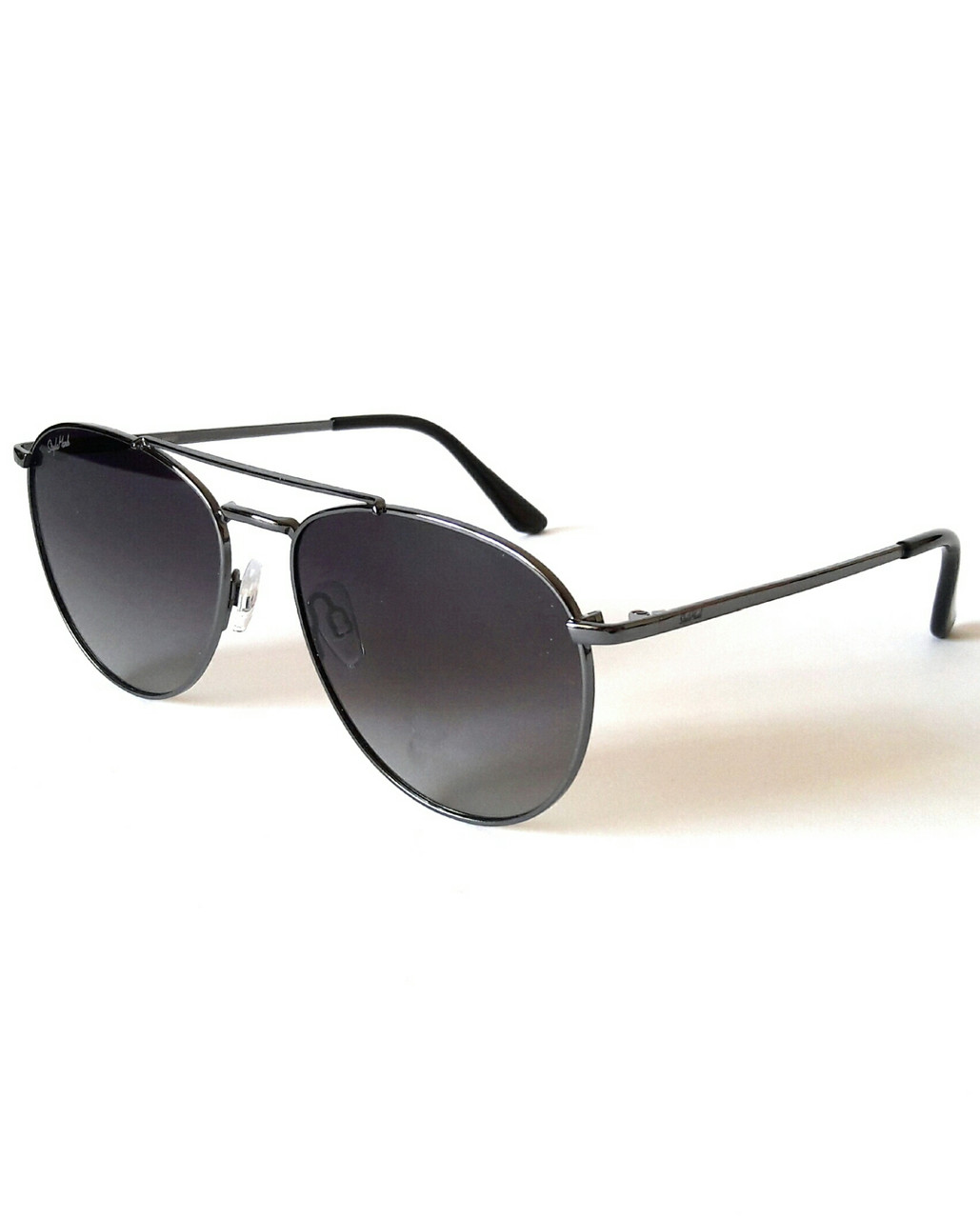 Солнцезащитные высокого качества очки типа Авиатор, с поляризацией, унисекс, StyleMark