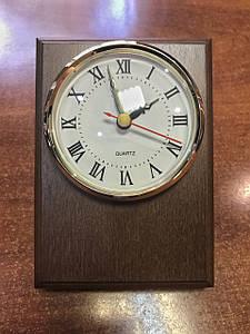 Часы настольные натуральное дерево Bestar 6148