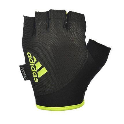 Фитнес-перчатки Adidas ADGB-12321YL, фото 2