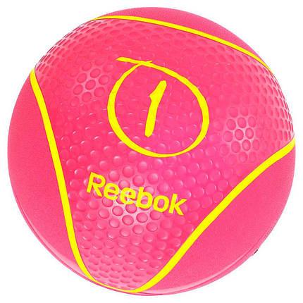 Медбол Reebok RAB-40121MG - 1 кг, фото 2