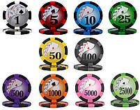 """Набор для игры в покер """"ALL IN 500"""", фото 7"""