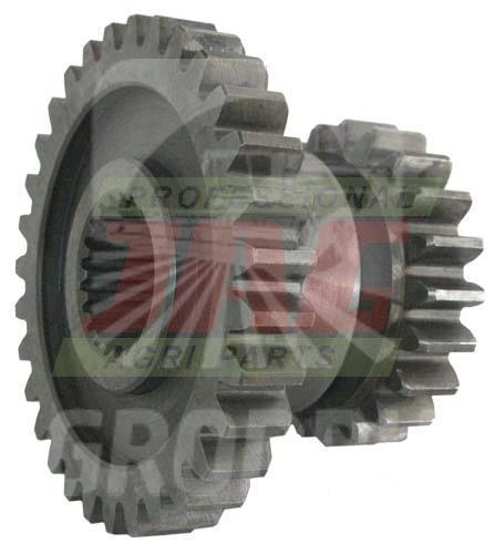 Шестерня подвійна коробки передач Z21/31, 21 шліц Claas 631807 631807