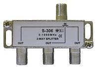 Делитель абонентский Split Sx3 CE (три равноценных выхода)