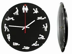 Часы настенные Камасутра 29 см