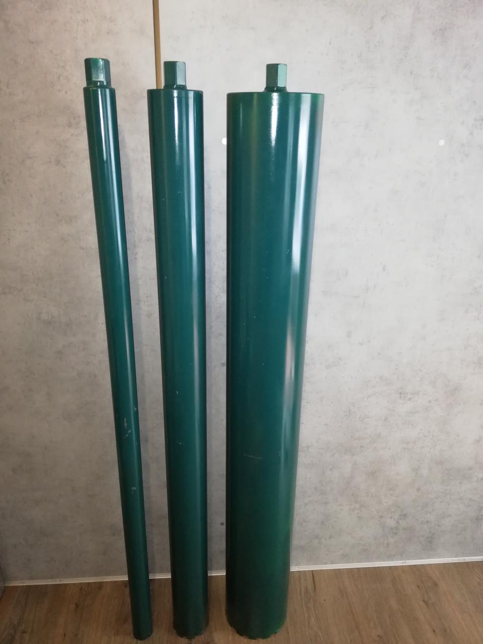 Алмазная коронка Almaz Group Ø 62 мм L 1500 мм сегмент по железобетону