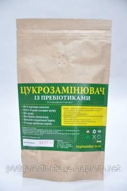 Сахарозаменитель с топинамбуром и пребиотиками