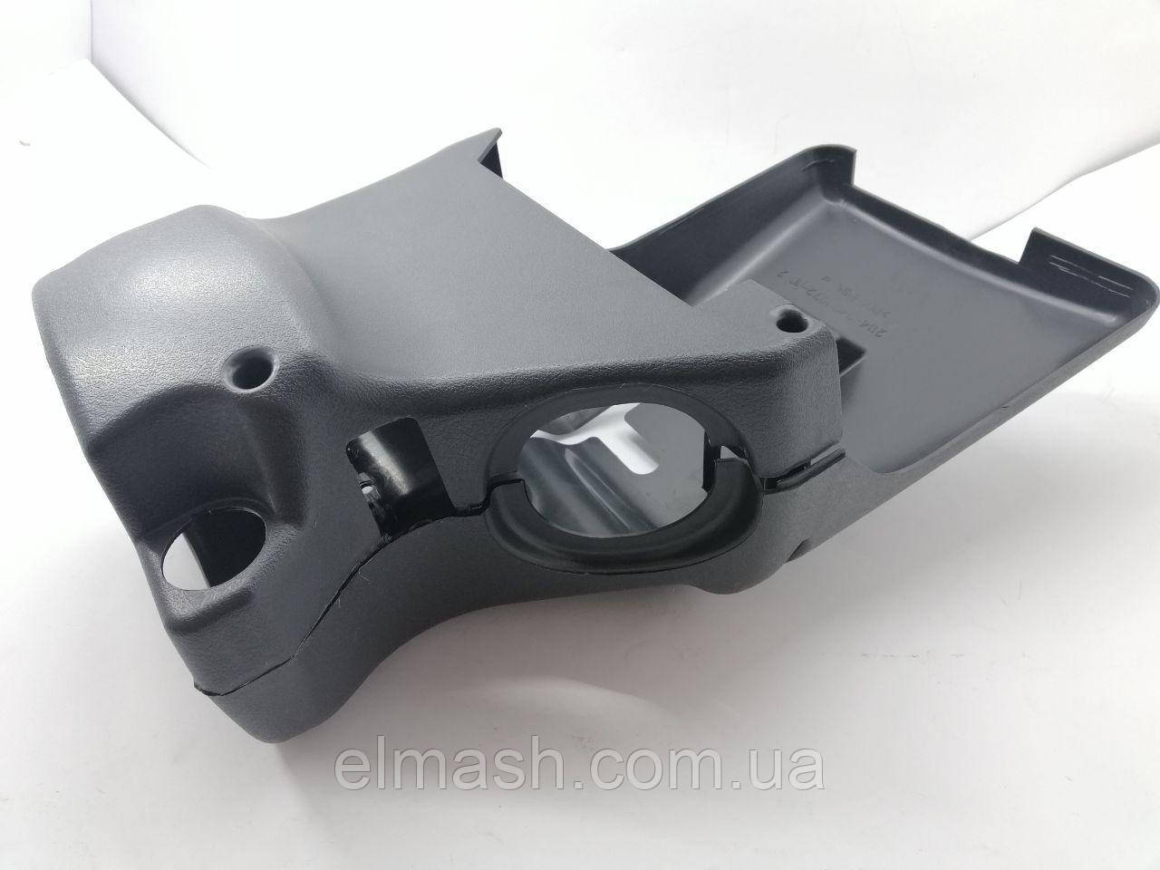 Кожух рулевого механизма ВАЗ 2114 комплект (пр-во Россия)