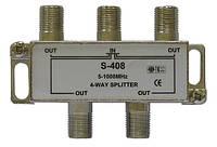 Делитель абонентский Split Sx4 CE (четыре равноценных выхода)