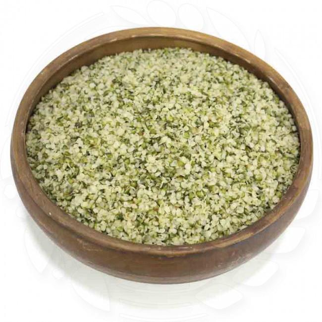 Ядра конопли 0,1 кг. без ГМО