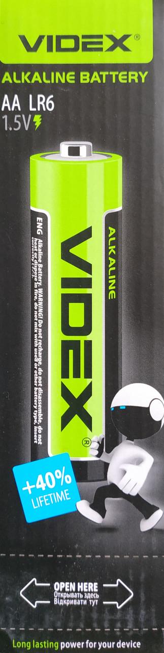 Батарейка щелочная Videx LR6/AA