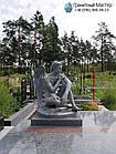 Скульптура ангела СА-25, фото 3