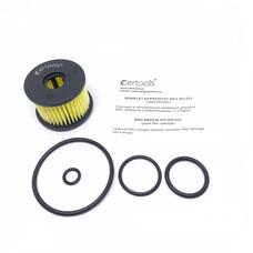 Фильтр Brc ET98 (Certools) в клапан газа (d:38/h:27) +Oring (без ножек)