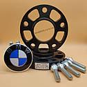 Проставки BMW 25мм 5х120 72,5. Проставки 2,5см для дисков БМВ E46 E90 Е91 Е92 E36 Е84 E34 E38 E60 Е61, фото 3