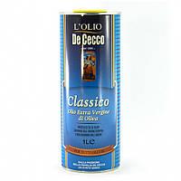 Оливкова олія De Cecco Classico Extra Virgin 1 л з.б.