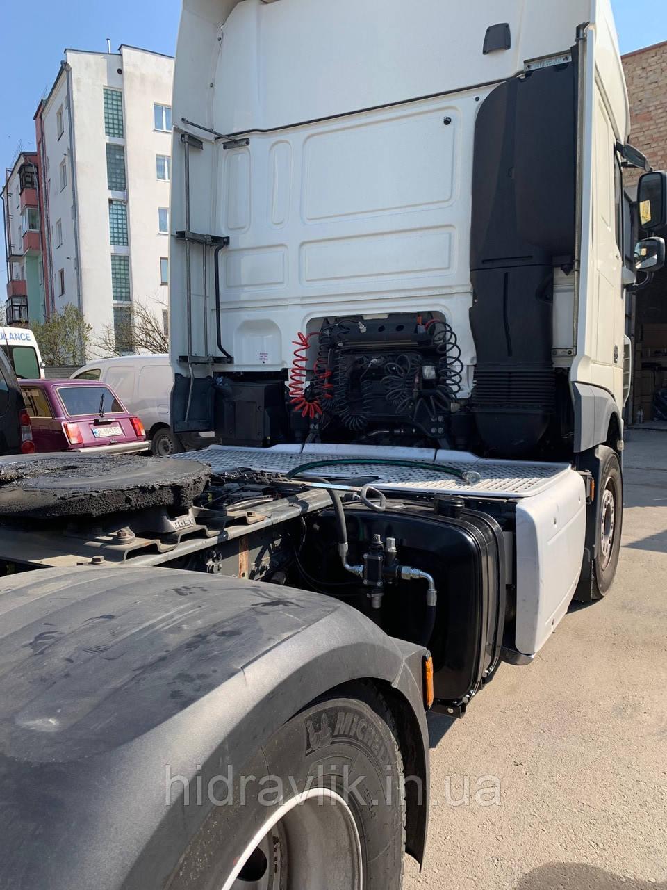 ККомплект гидравлики под самосвальный полуприцеп, бензовоз, щеповоз, автовоз, трал