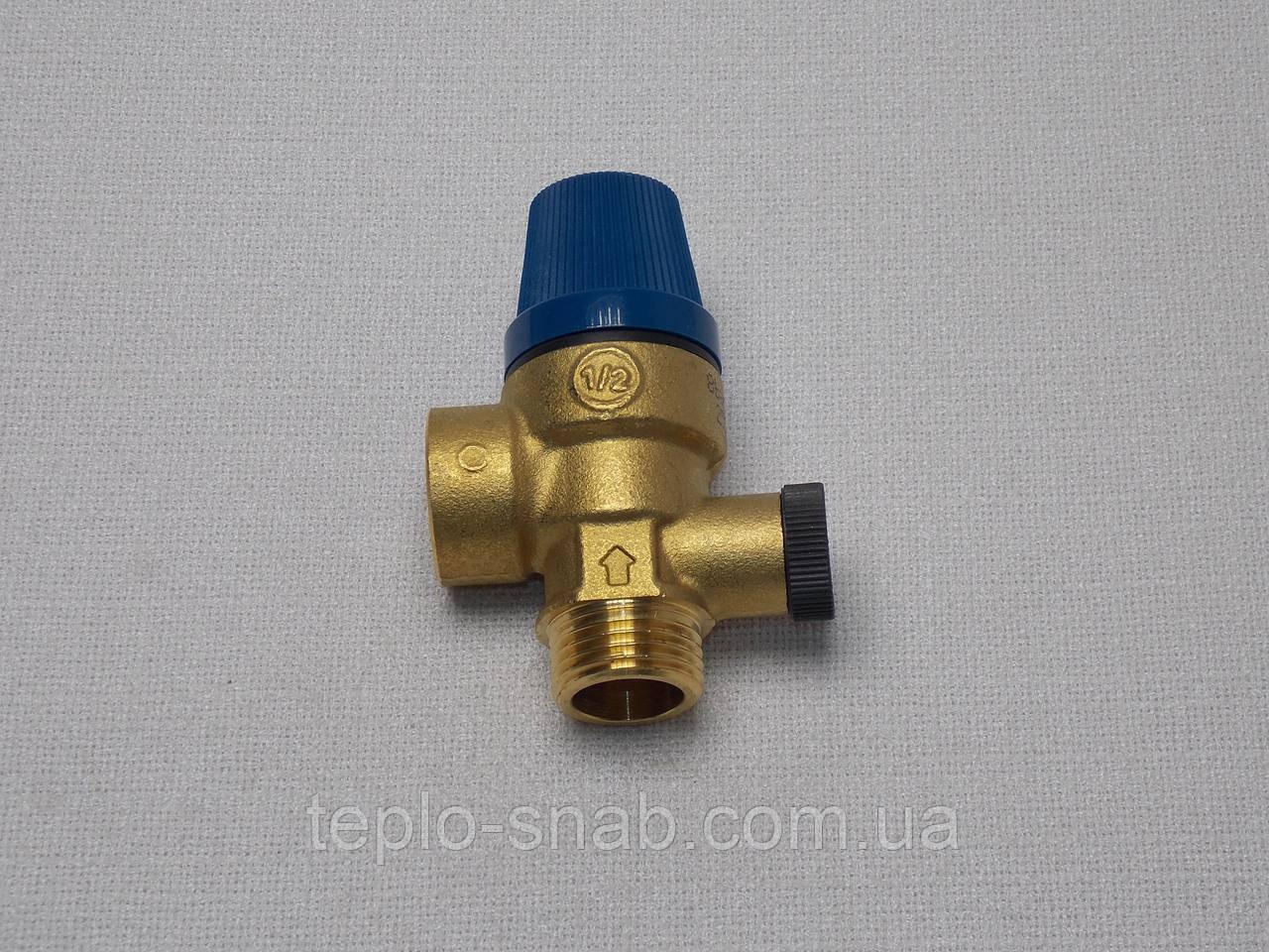 Запобіжний клапан Westen Boiler 8 бар - 9950620