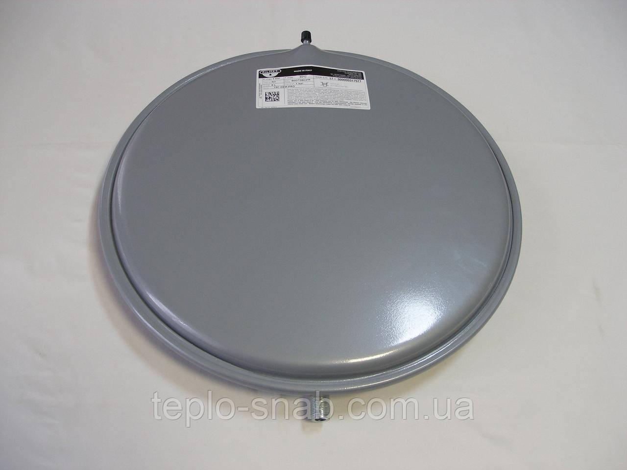 """Розширювальний бак Zilmet 6 л. (Різьблення діаметр - 3/8"""")"""