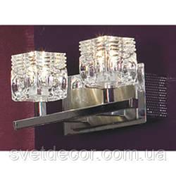 Бра LUSSOLE LSA-7901-02 Palinuro настенный светильник хром