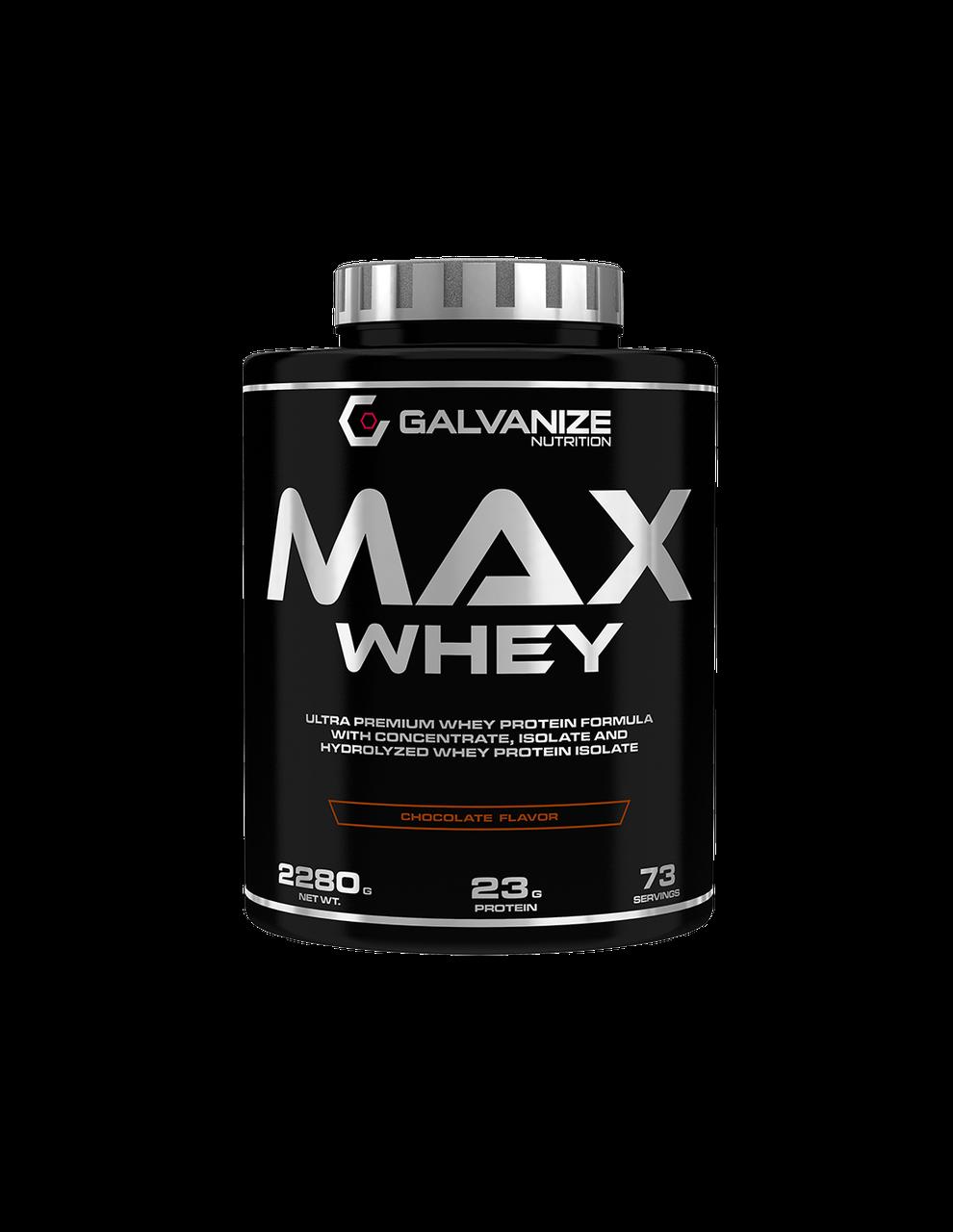 Протеїн Galvanize 100 Whey 2280g