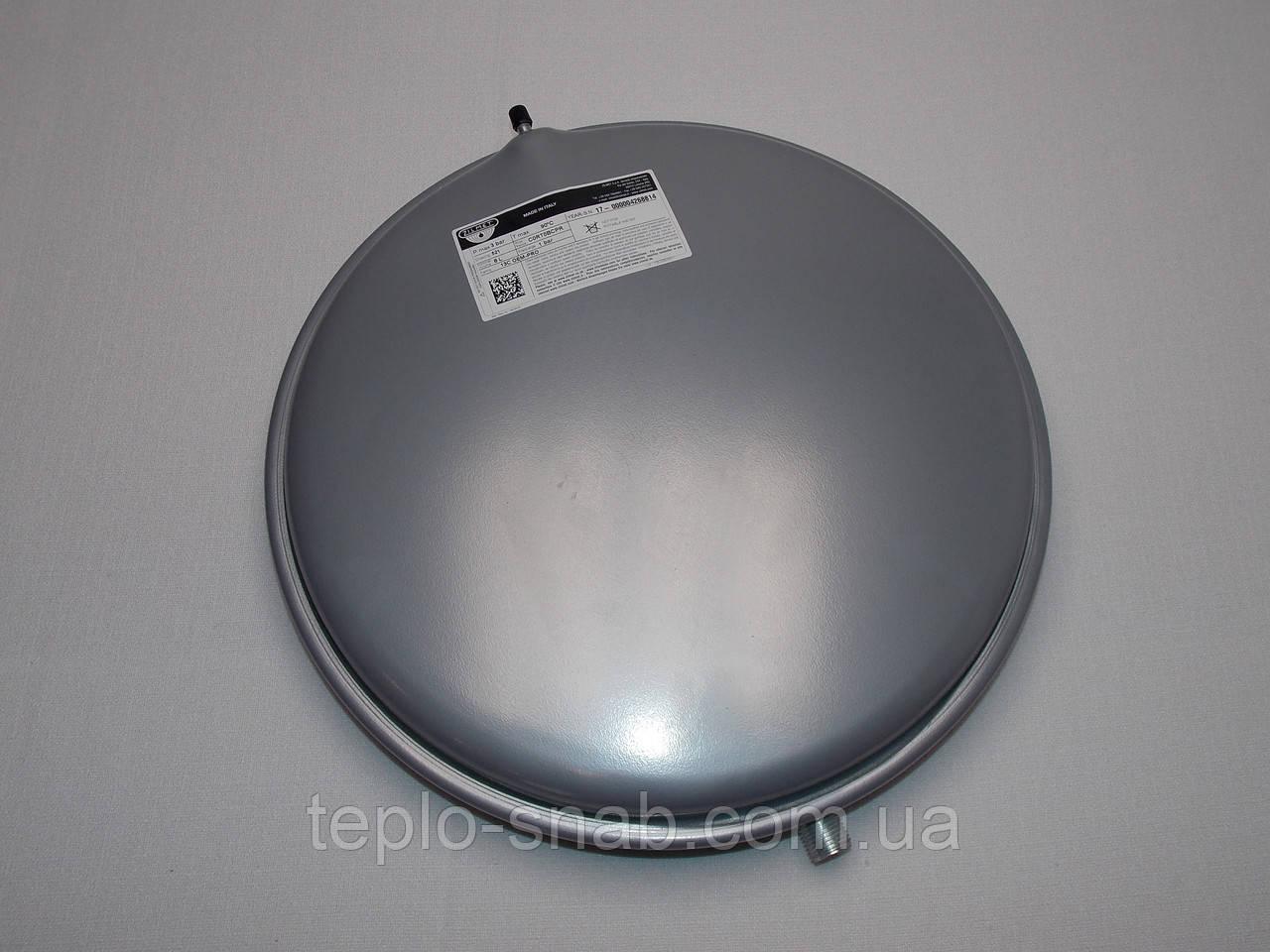 """Расширительный бак Zilmet 8 л. (Резьба диаметр - 1/2"""")"""