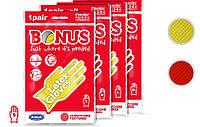 Перчатки латексные (Супер чувствительные) S - Bonus+, фото 1