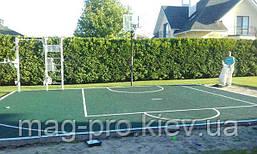 Бесшовное резиновое покрытие для мультиспортивных площадок EPUFLOOR BP, фото 3