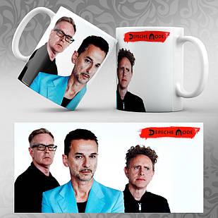 Чашка Depeche Mode
