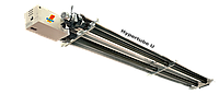 Трубчатый инфракрасный газовый обогреватель U45 50 кВт