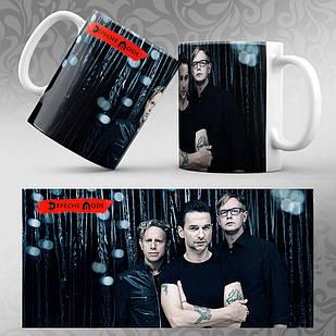 Чашка Depeche Mode 005