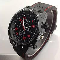Street Racer GT Мужские часы   Черные с красным, фото 1