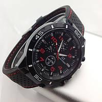 Часы Street Racer GT Черные с красным, фото 1