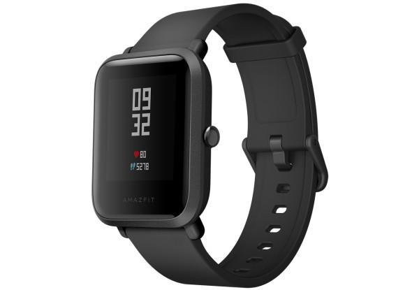 Смарт часы Amazfit Bip Black EU A1608 Оригинал