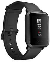 Смарт часы Amazfit Bip Black EU A1608 Оригинал, фото 3