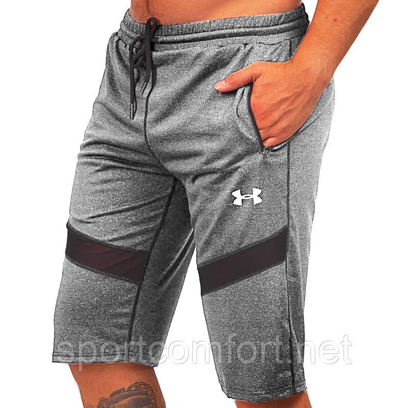 Чоловічі спортивні шорти Under Ar до коліна